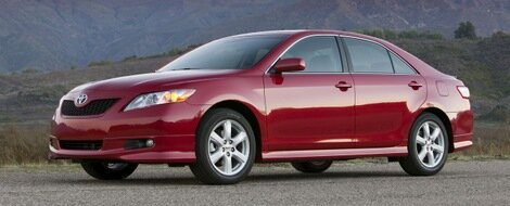 Toyota Camry to take over the F-150?