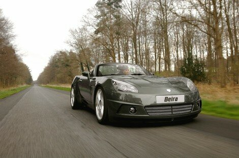 New British Sportscar to be unveiled on June 9th