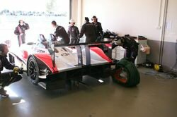 Pescarolo racecars and spares now built by OAK Racing