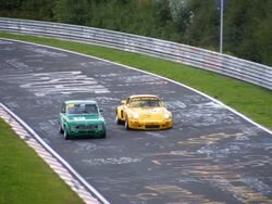 Nürburgring 1000 km lives on thanks to FHR Vintage Racing