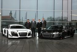 Audi R8 set to race all over the globe with ULTRA
