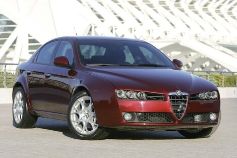 Chrysler to build Alfa Romeos in the U.S. for Fiat?