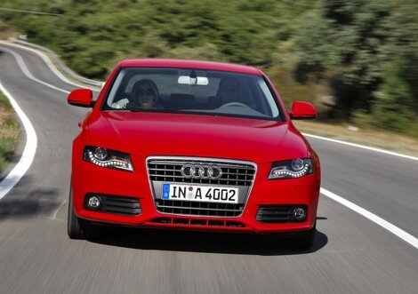 Audi S4 to be unveiled at Paris