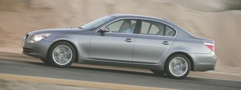 Next-generation BMW 5-Series might get hatchback version