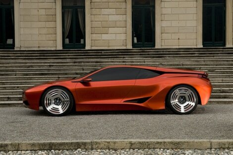 BMW M1 Hommage concept to enter production