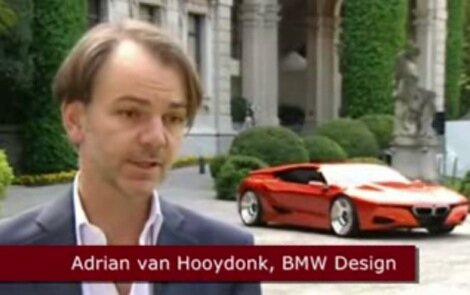 Video: BMW's Head Designer Shows us the M1 Homage Concept