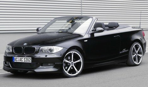 AC Schnitzer launches BMW 1-Series cabriolet sport package