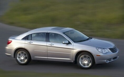 More details about Chrysler's future midsize platform