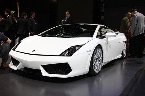 Geneva: Lamborghini LP560-4
