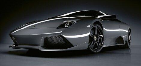 A new Lamborghini supercar?