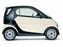 Smart recalls 58,000 Fortwo models