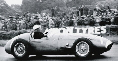 Stirling Moss named greatest F1 driver of all time