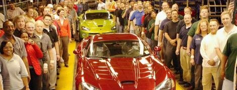 Dodge rolls off the 25,000th Viper