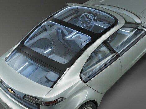 GM seeks tax breaks to build Chevrolet Volt in Detroit